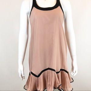 Bonjour Twelve by Twelve Dress Blush Size Small